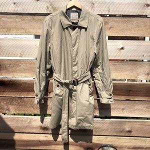 Men's J. Crew Trench Coat